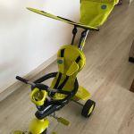 Triciclo Smart Trike Spirit 4 Em 1 Carrinho De Bebe Smart Trike Usado 27434345 Enjoei