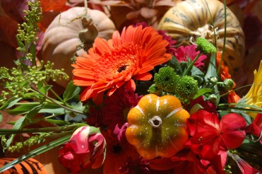 Bouquet composé spécial Halloween