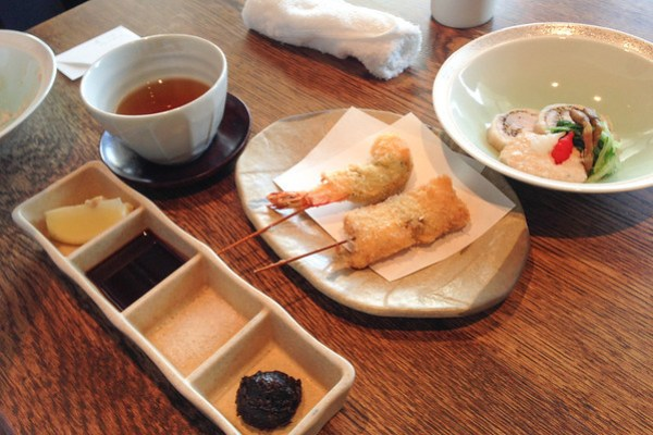 Japanese Food: Diverse Condiments