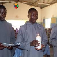 2015.Profession de Fr Emmnanuel Kaboré