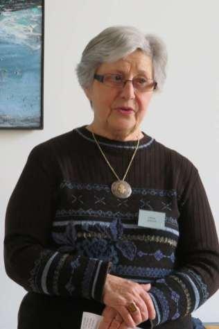 Odette Delos - Témoignage