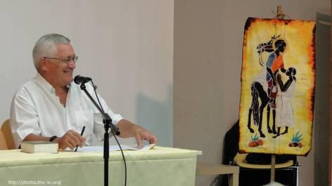 """Le P. Jean-Marie Onfray nous parle de """"st Martin et nous aujourd'hui"""""""