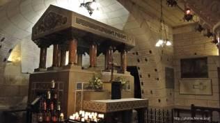 Le tombeau de St Martin