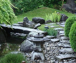 petit jardin japonais gamm vert