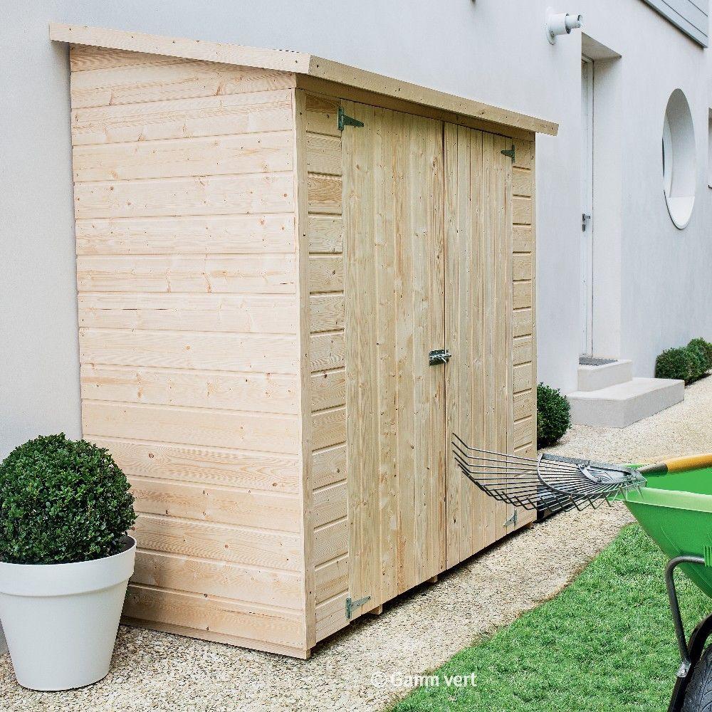 zavaras centimeter szinhely abri de jardin adosse a un mur