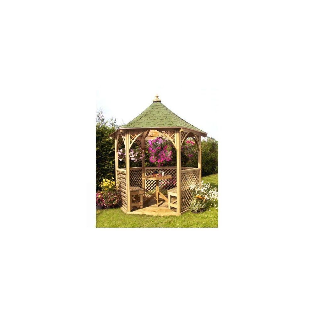 kiosque de jardin vivaldi bois pefc jagram