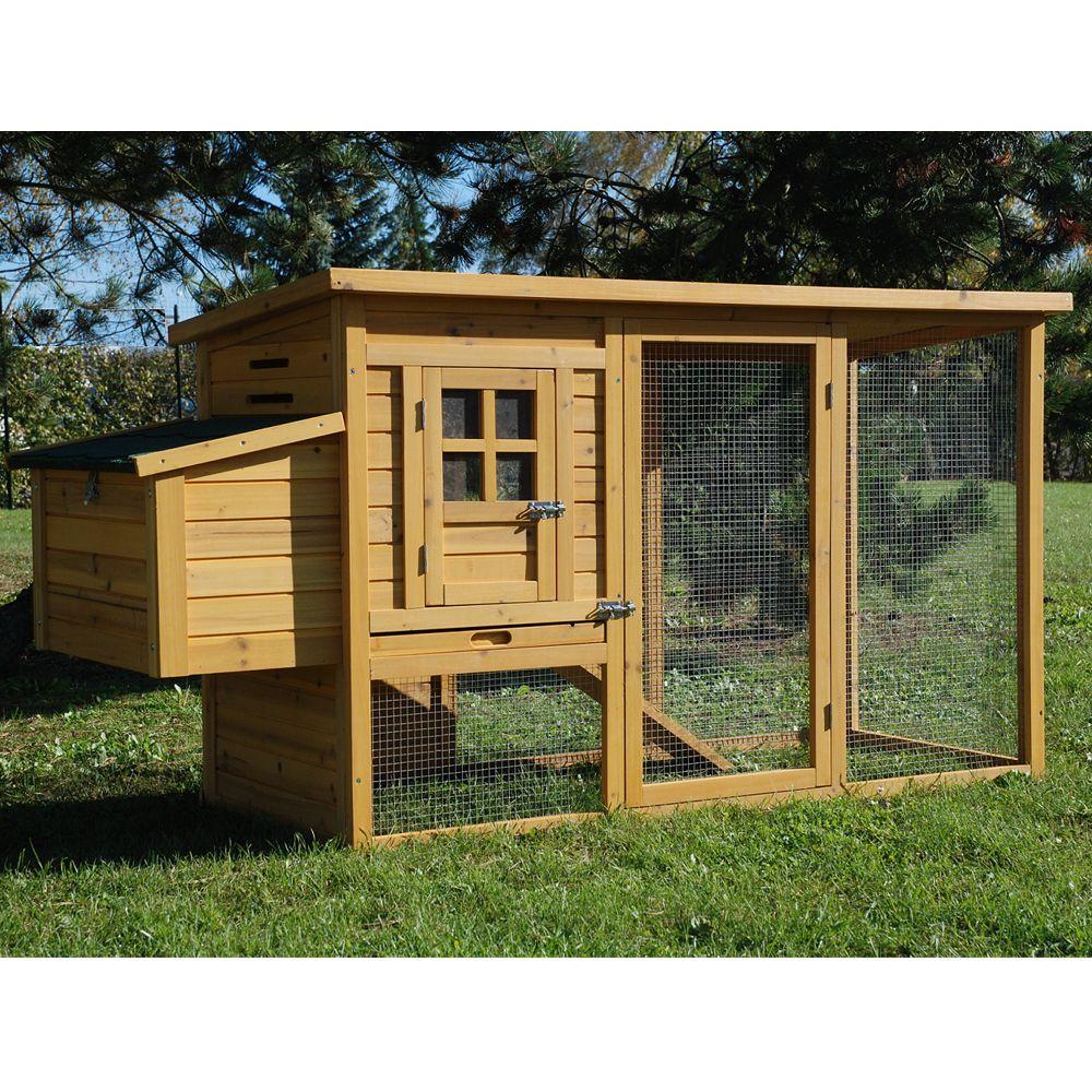 poulailler cottage ii 2 a 3 poules
