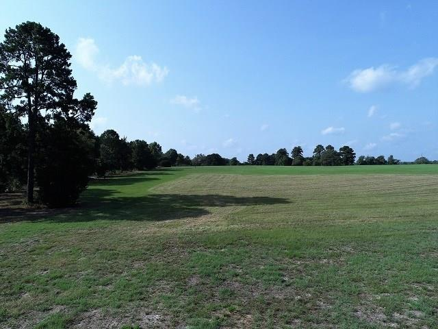 GORGEOUS HILLTOP SETTING!  Perfect place to build a home!  Great views, beautiful sunsets, 4-wheeler trails, spring fed pond and 1,489.67 feet of paved road frontage.  There is an equipment shed, electricity and water, RV hookups - 200 amp - vapor lights, and the back of the property is wooded - owner reports good deer hunting!  There is nice coastal pasture and good hay production.  This property has it all! Call us today to schedule a showing.