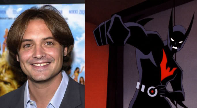 Image result for  Will Friedle: Batman Beyond