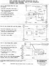 Turn Signal Wiring Diagrams
