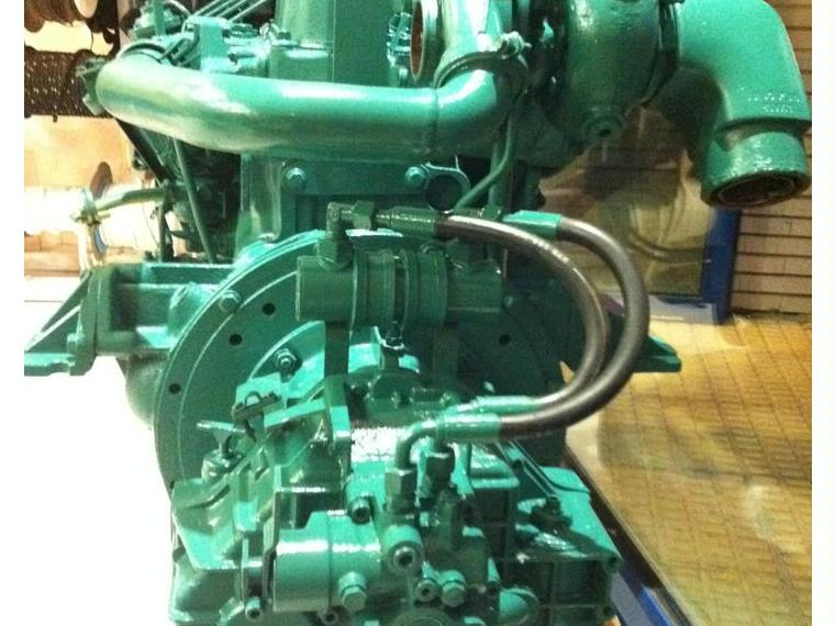 Motor Volvo Penta TMD 31 B 100HP Second Hand 69665 INautia