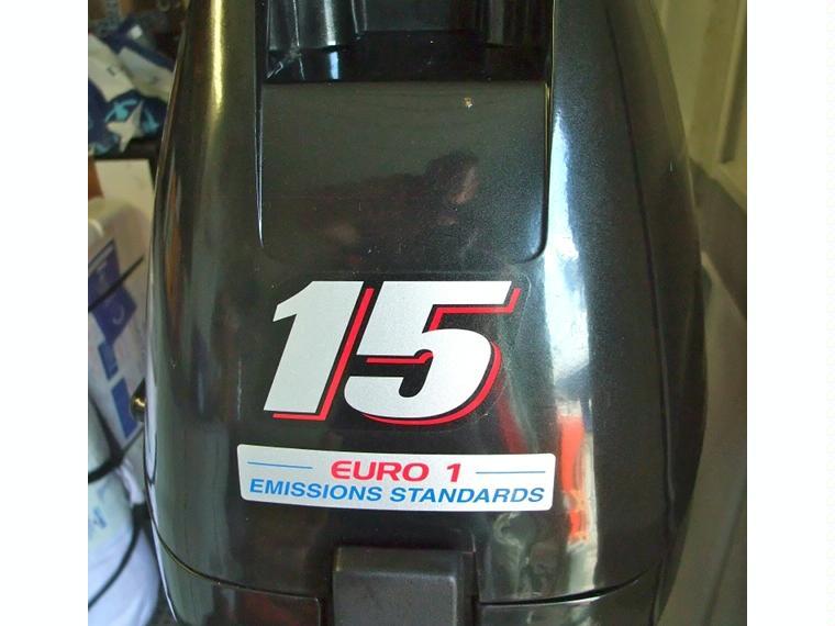 Moteur Hors Bord Suzuki Df15 Arbre Long 4 Temps 15cv Occasion Second Hand 55565 Inautia