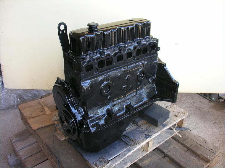 Bloque Motor GM 30 Para Mercruiser O Volvo Second Hand