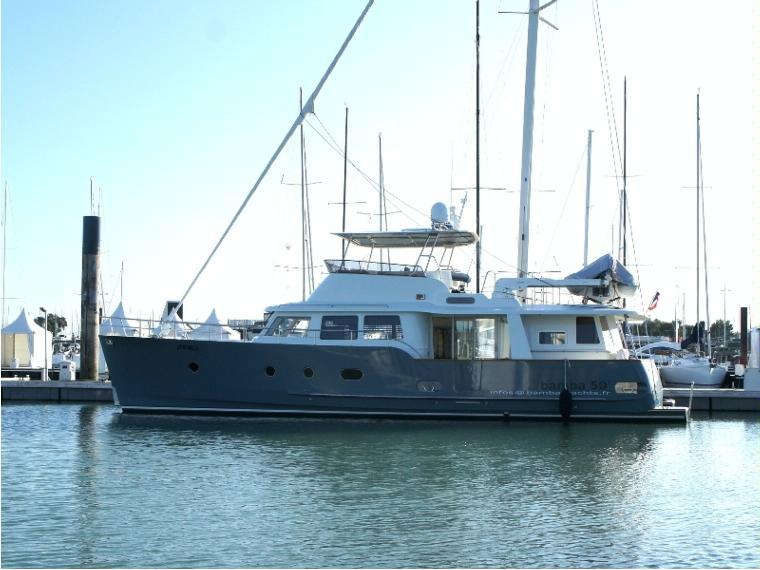 BAMBA 50 In Var Power Catamarans Used 52559 INautia
