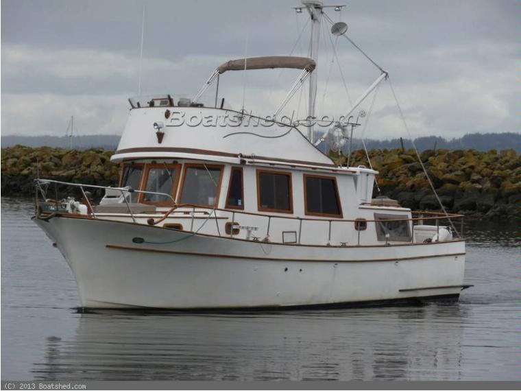 CHB Yachts CHB 34 Trawler In Sane Et Loire Power Boats