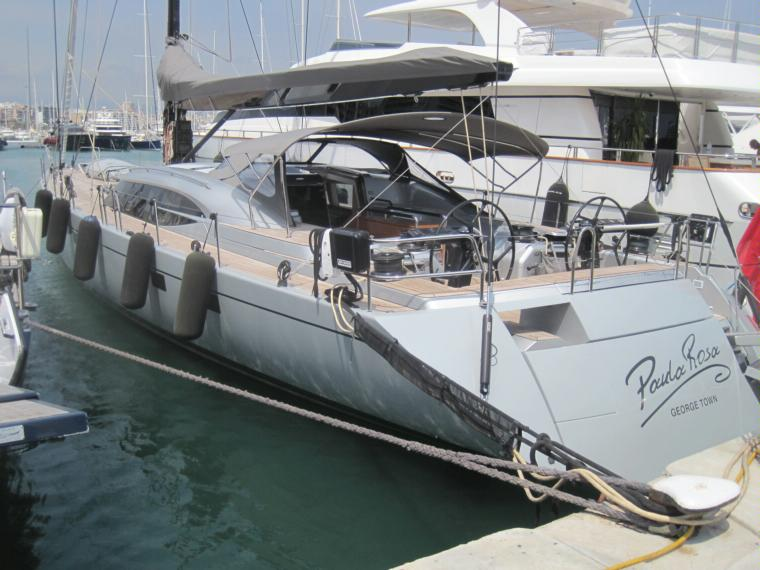 Shipman 80 In Majorca Sailboats Used 66675 INautia
