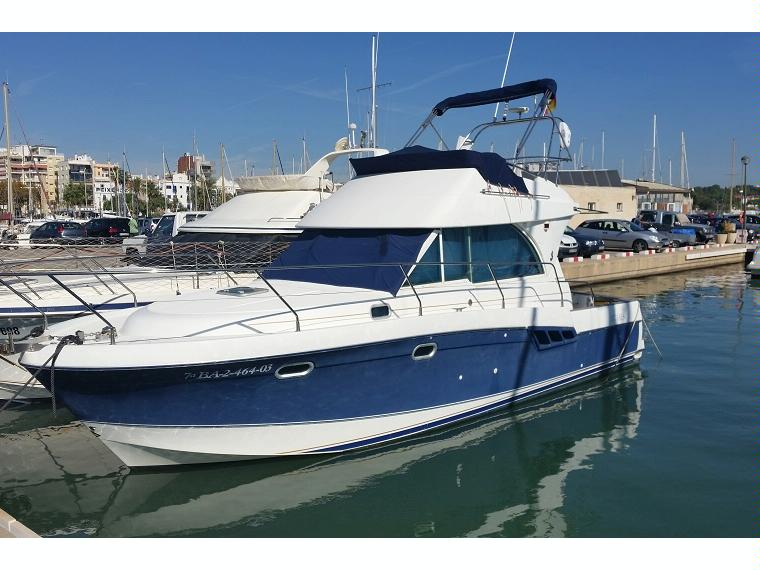 BENETEAU ANTARES 980 FLY In Barcelona Power Boats Used