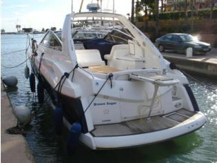 Sunseeker Portofino 35 In RC De Regatas De Alicante