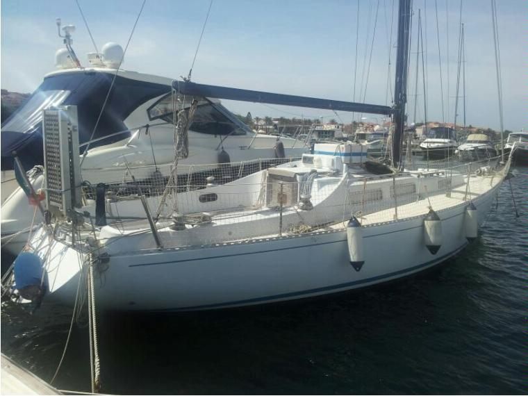 Impala 35 In Pto Viareggio Sailing Yachts Used 48496
