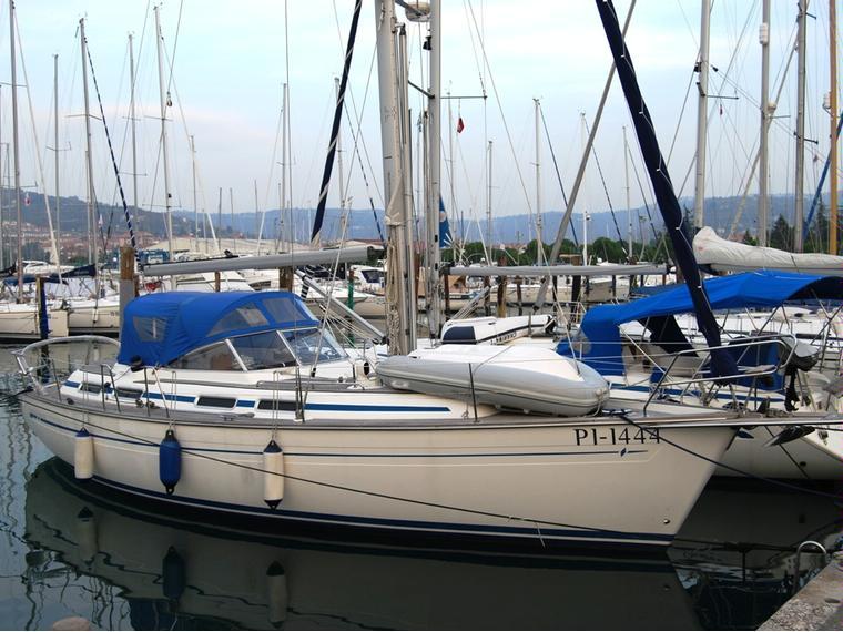Bavaria 38 Ocean CC In Piran Sailing Yachts Used 53515