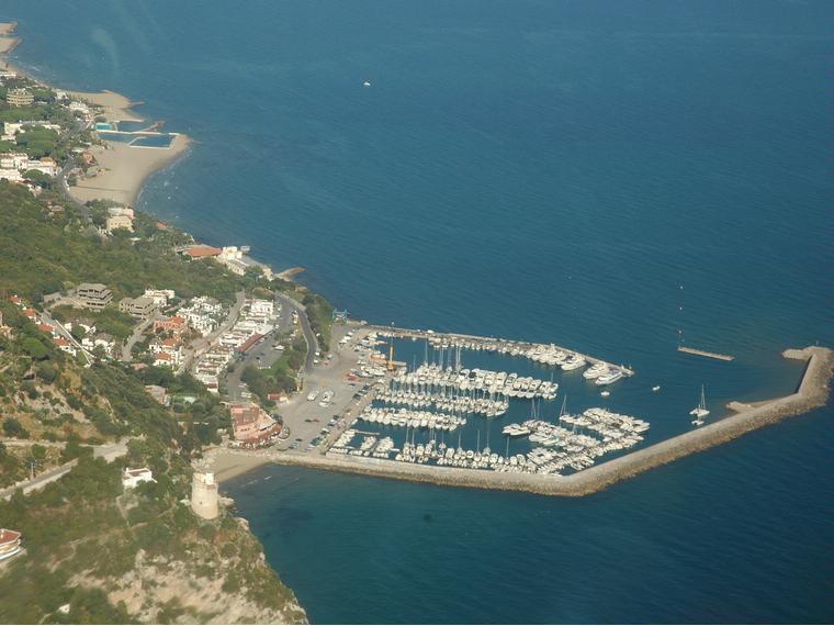 Porto San Felice Circeo Marinas In Lazio INautia