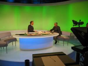 ITV News studio