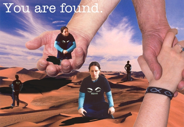 You are found