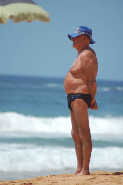 Old Man Speedos