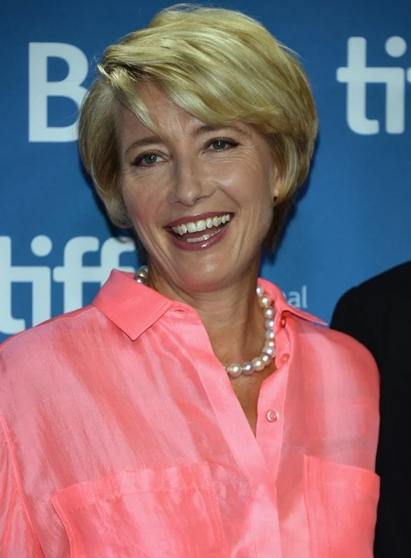 Emma Thompson The Greatest At TIFF 2013 Interview With