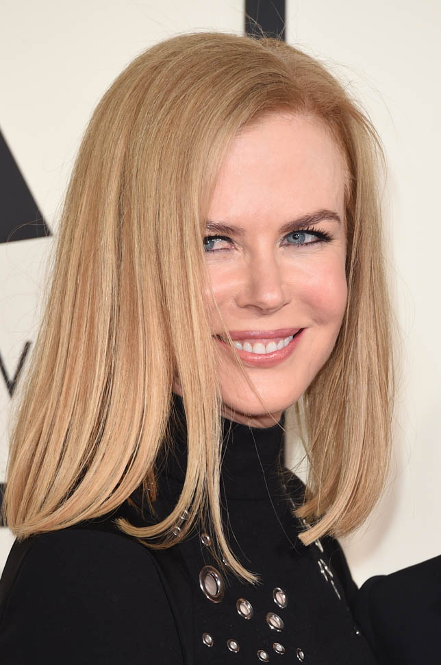 Nicole Kidman Wont Answer Ryan Seacrests Fashion
