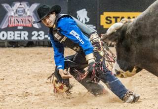 The 2013 PBR Last Cowboy Standing at Mandalay Bay Events Center from May 10-11, 2013.