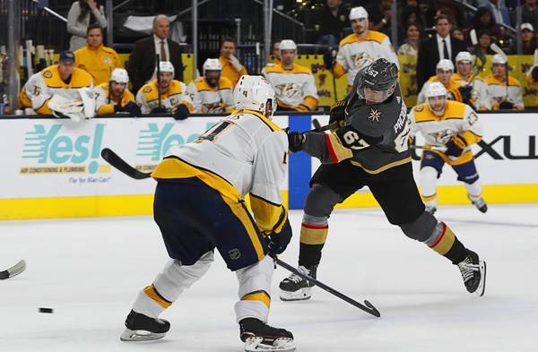 Live Blog: Golden Knights bring new confidence into battle with Nashville
