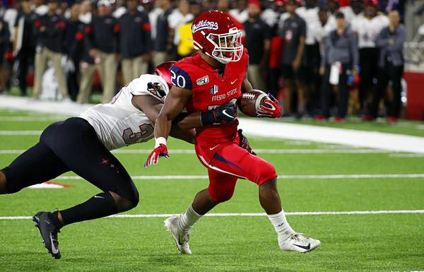 Live blog: Rebels blown out at Fresno State, 56-27