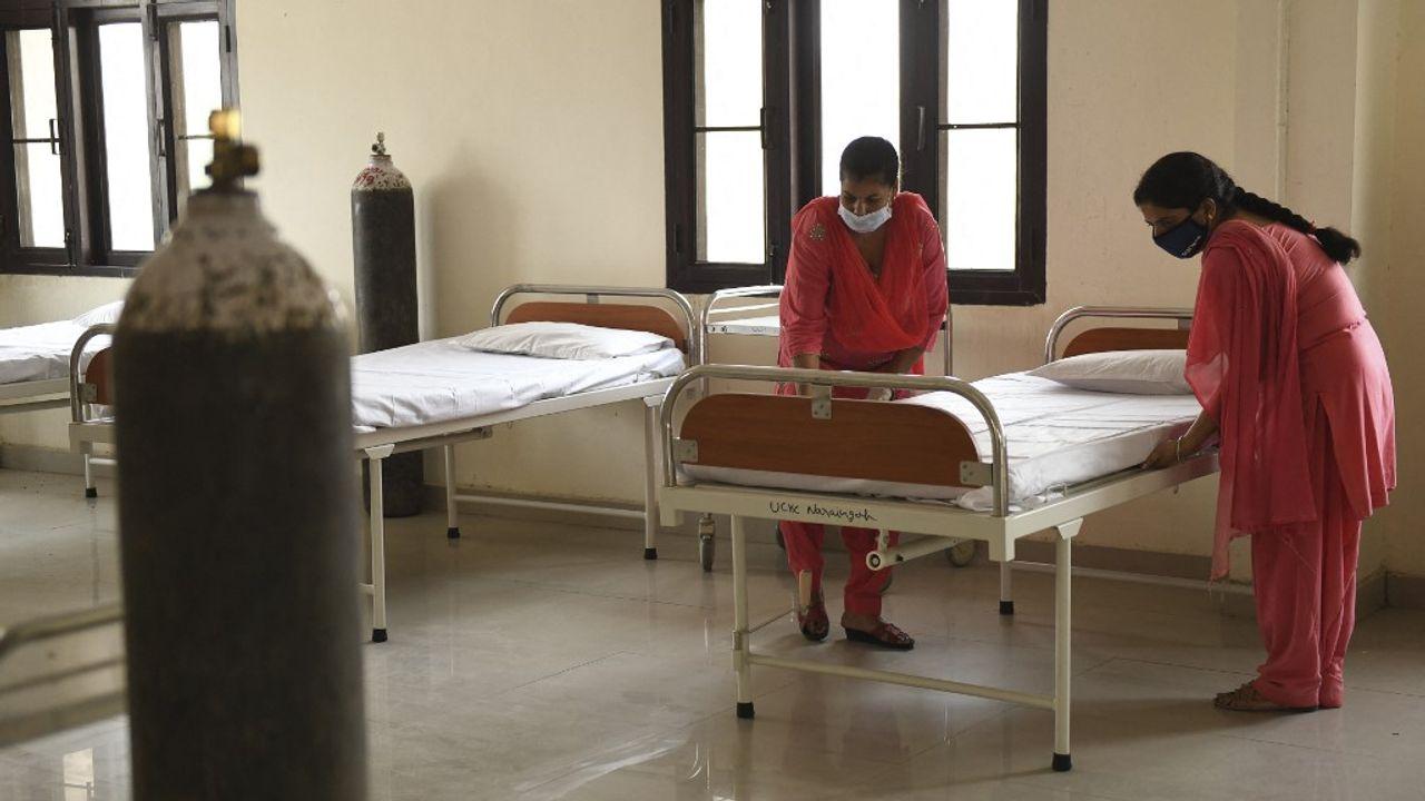 Champignon Noir Inde Covid - Covid 19 Que Sait On Du Champignon Noir Cette Infection Qui Touche Les Yeux Des Malades En Inde Lci