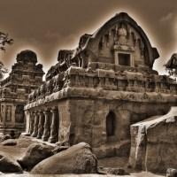 Mahabalipuram – Panchapandava Rathas