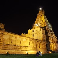 Big Temple @ Tanjore, India