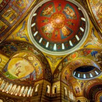 Beautiful Basilica from St. Louis