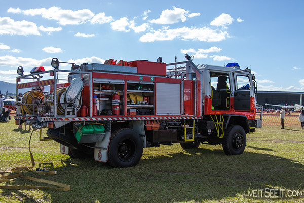 NSW RFS Illawarra Support Cat 1 TankerNSW RFS Illawarra Support Cat 1 Tanker at Illawarra Air Show May 2013