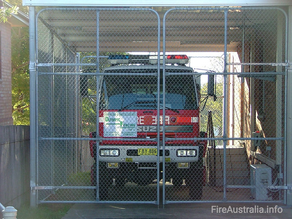 FRNSW 349 Kurri Kurri Fire StationJune 2006