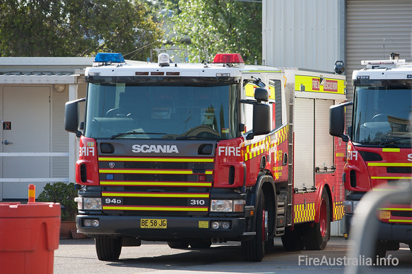 FRNSW CAFS Prototype PumperFRNSW CAFS Prototype Pumper. The former Stn18 Glebe Pumper had Compressed Air Foam System added as a trial. The system produces a very good foam that is effective in a variety of situations, particularly with limited water use.