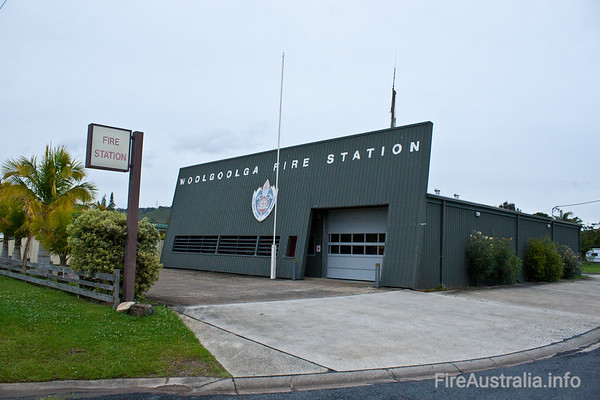 NSWFB 507 WoolgoolgaWoolgoolga (507) Fire Station, NSW Fire BrigadesOctober 2010