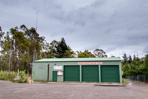 NSW RFS Bungonia Fire StationGoulburn Mulwaree District - Photo March 2013