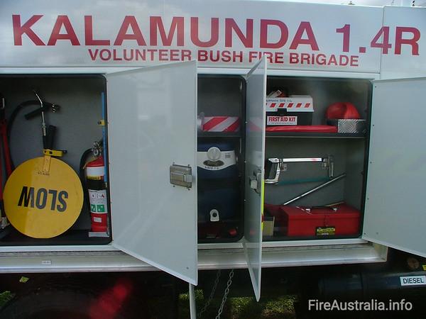 Kalamunda BFB 1.4R TankerPhoto May 2005