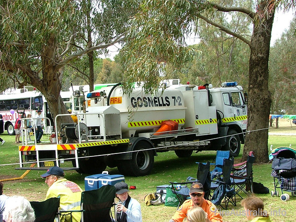 Gosnells 7.2 TankerPhoto October 2004