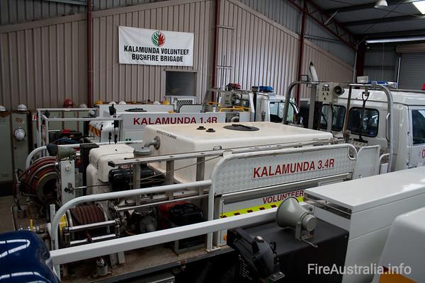 Kalamunda BFB 3.4R TankerPhoto December 2007