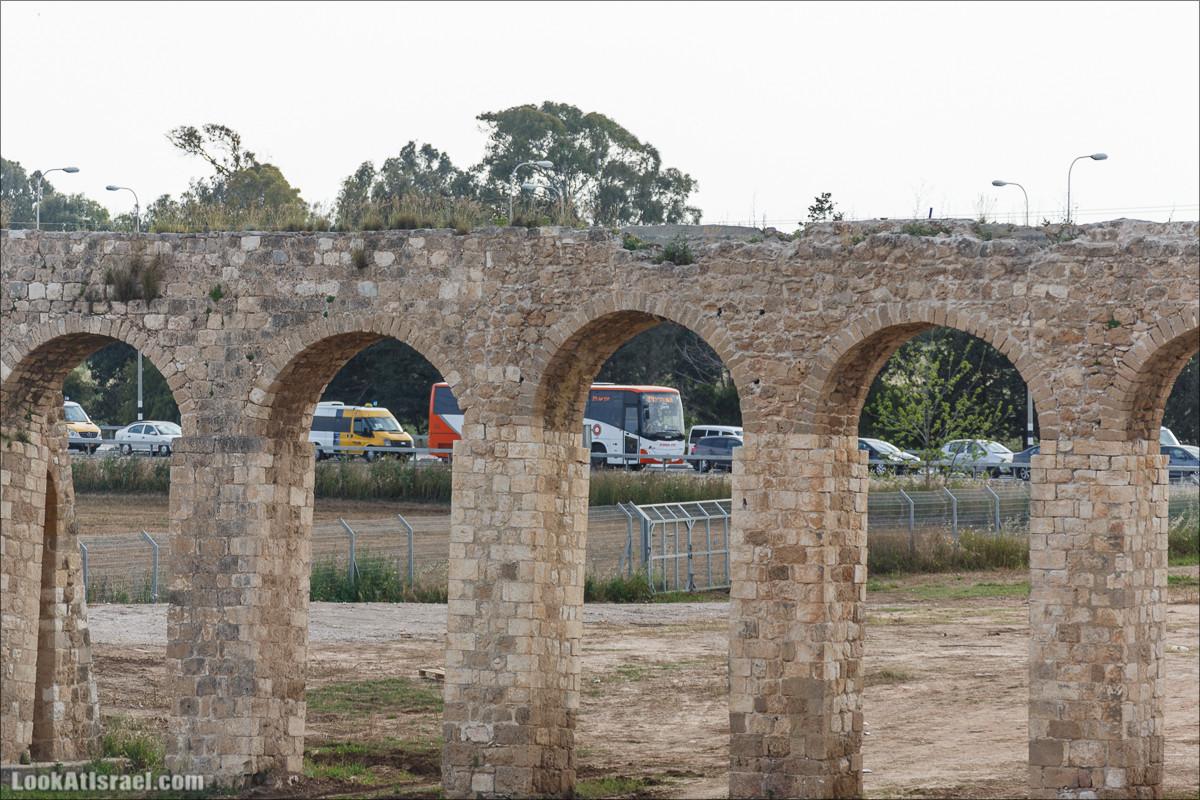 Акведук Кабри-Акко в кибуце Лохамей ha-Гетаот | LookAtIsrael.com - Фото путешествия по Израилю