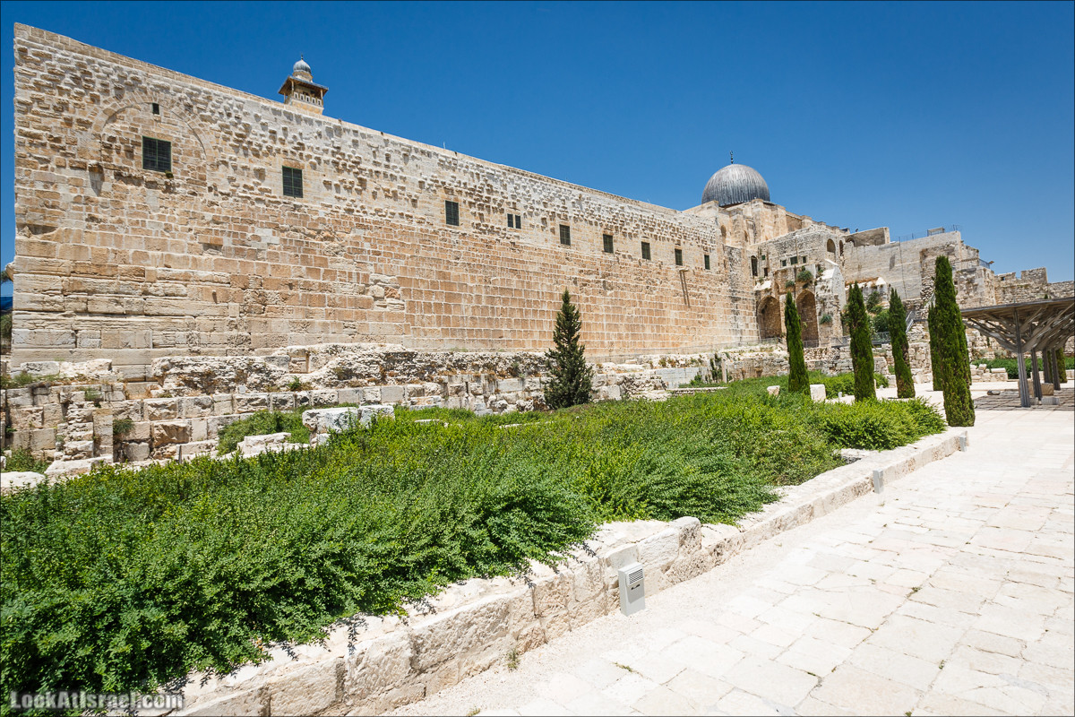 Город Давида в Иерусалиме| City of David | עיר דוד | LookAtIsrael.com - Фото путешествия по Израилю