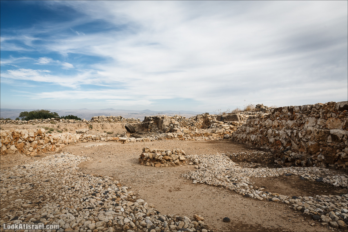 Тель Хацор   LookAtIsrael.com - Фото путешествия по Израилю