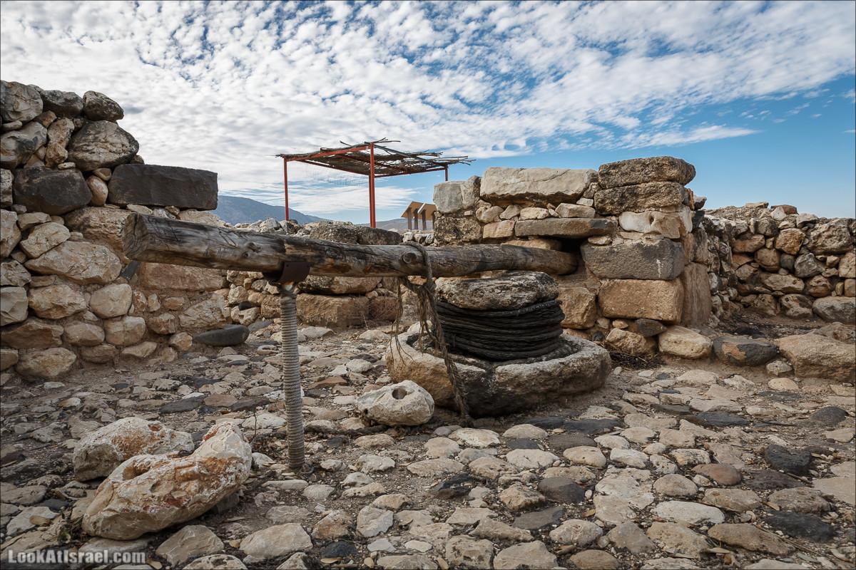 Тель Хацор | LookAtIsrael.com - Фото путешествия по Израилю