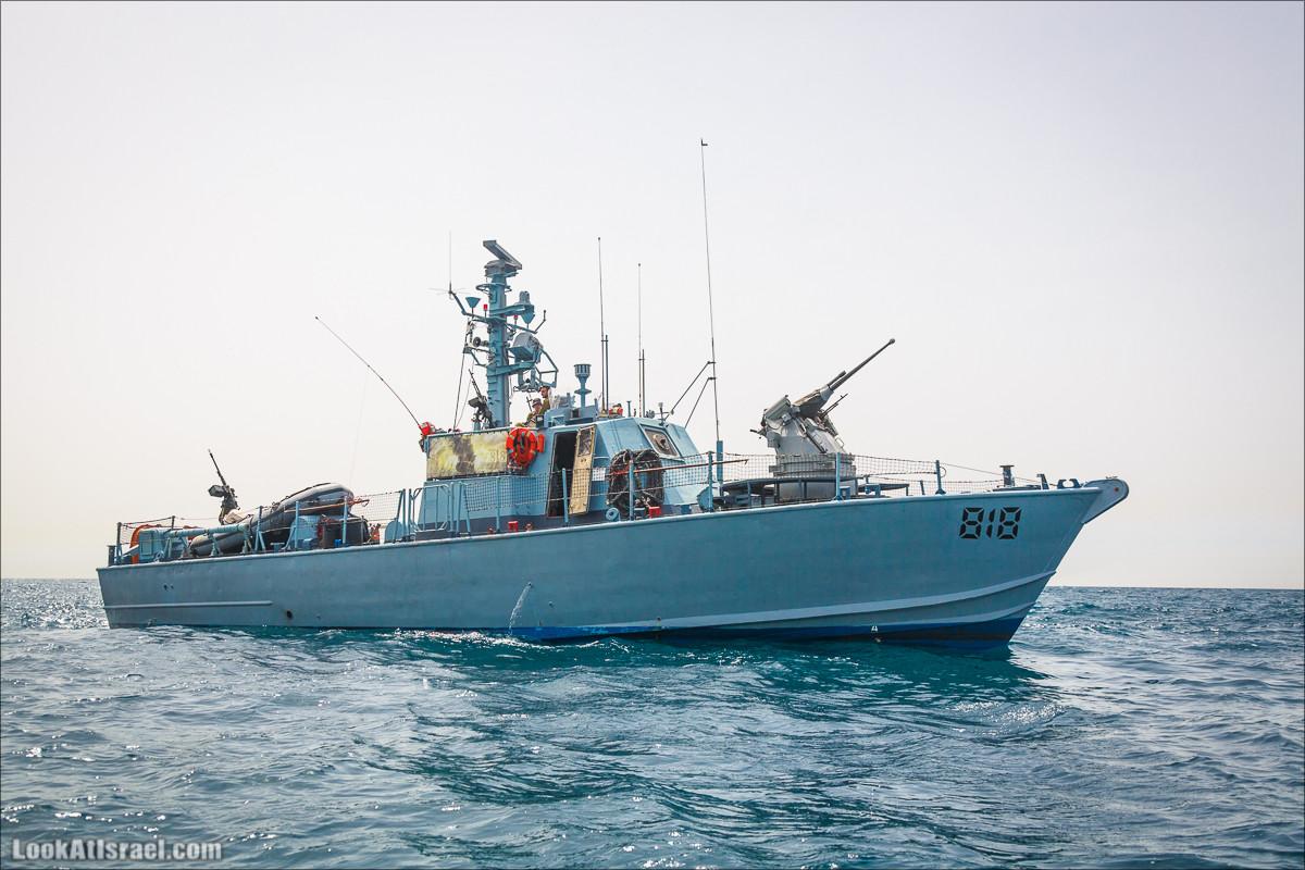 Корабль израильских ВМФ | LookAtIsrael.com - Фото путешествия по Израилю